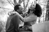 Deriesha & Michael's Engagement Session
