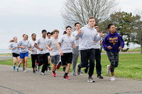 The Run [JROTC 5K Run 2015]