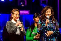 7. Interview with Adrienne Bailon - Circle of Sisters Gospel Expo 2013