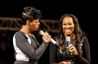 2. Yolanda Adams interviews Fantasia Barrino - Circle of Sisters Gospel Expo 2013