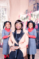 House of Restoration Christmas Portraits 2012