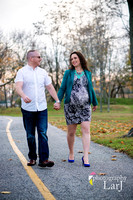 Aubrey & Jorel's Maternity Session [Cove Island Park, Stamford, CT]