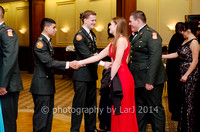 WHS Military Ball 2014 // photography by LarJ