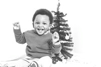Elijah's Christmas Mini Session
