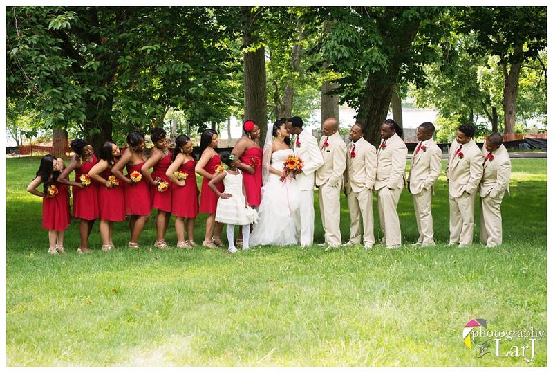 Deriesha & Michael's Wedding