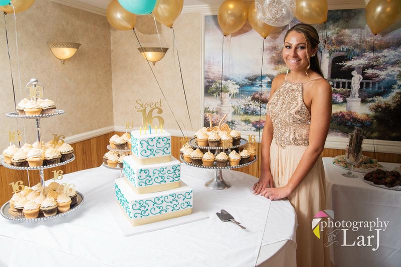 Hayley's Sweet 16