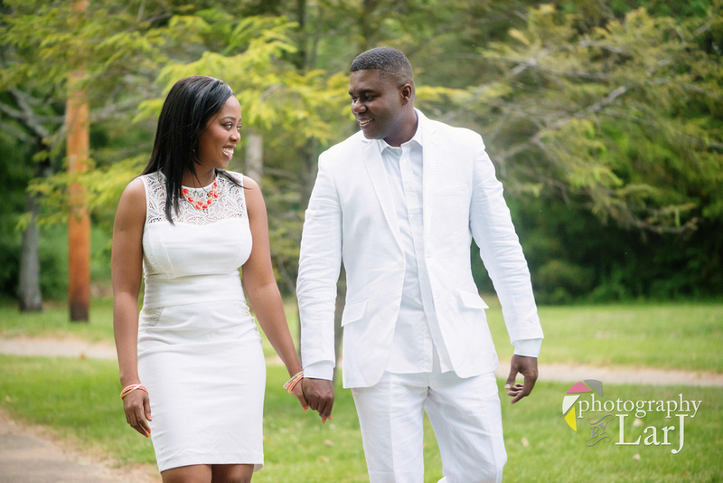 Murielle & Franck's Engagement Session