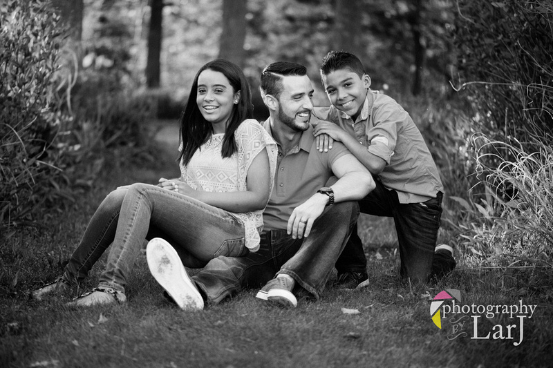 Pelletier Family Portrait Session