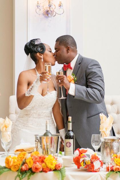 Murielle & Franck's Wedding