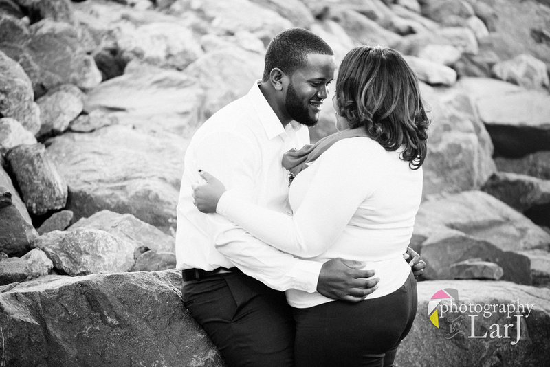 Yamelhey & Andre's Engagement Session