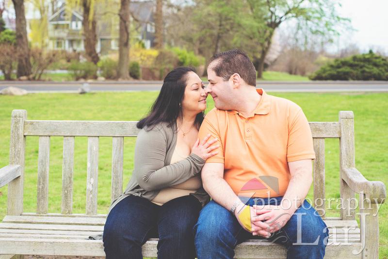 Michelle & Joshua's Couples Session
