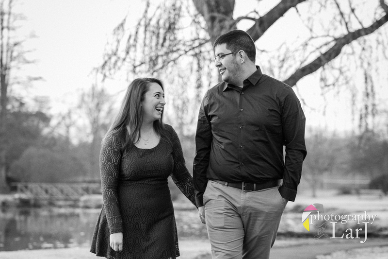 Jean & Rob's Engagement Session