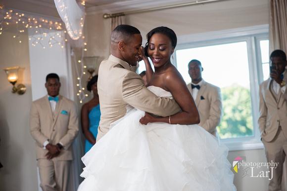 Gemima & John's Wedding