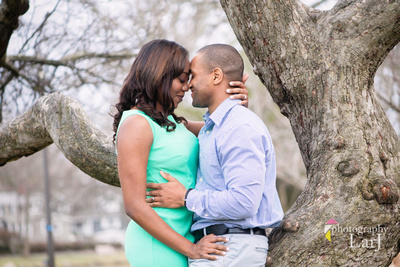 Gemima & John's Engagement Session