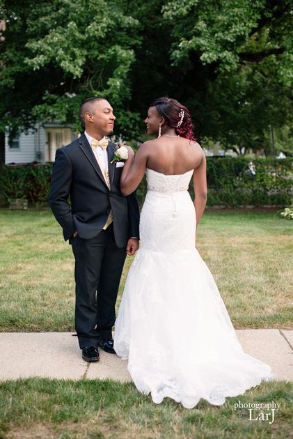 Jennifer & Anthony's Wedding