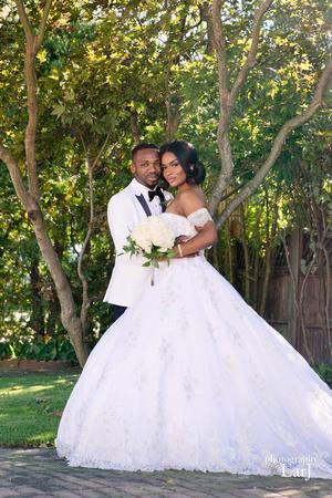 Liz & Seneque's Wedding
