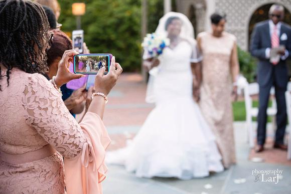 Kristen & Kenton's Wedding