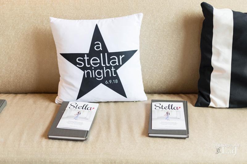 Stella's Bat Mitzvah