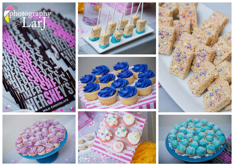 Fabienne & Dre's Baby Shower