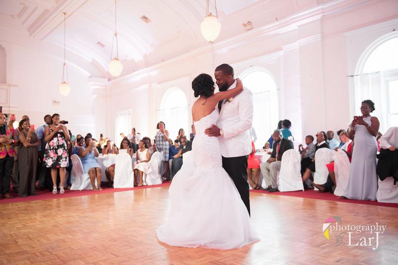 Kenisha & Jevaughn's Wedding