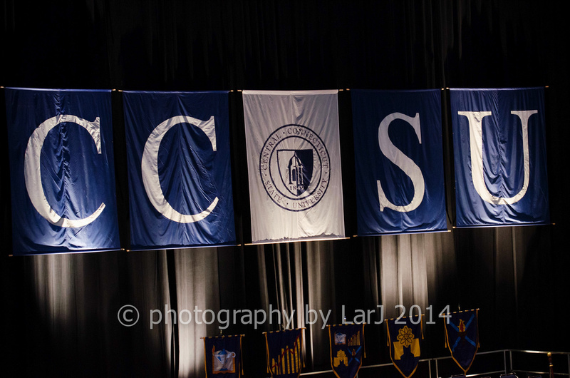 Central Connecticut State University Commencement 2014