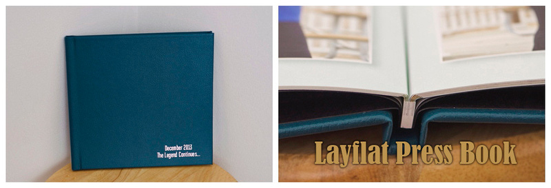 Miller's Lab 8x8 Layflat Press Book