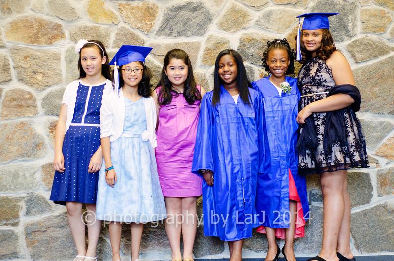 Waterside School Graduation 2014