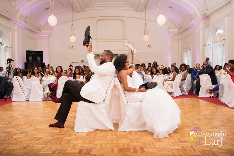 Kenisha & Jevaughn's Wedding