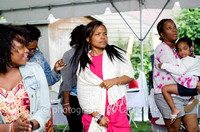 Kenisha's Graduation Party [CCSU Class of 2014]