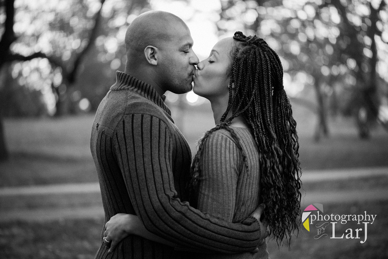 Patrice & Michael's Engagement Session
