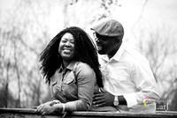 Lisa + Omar | Engagement Session]