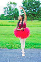 Alena's Ballet Photo Shoot