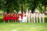 2. Portraits [Deriesha & Michael's Wedding]