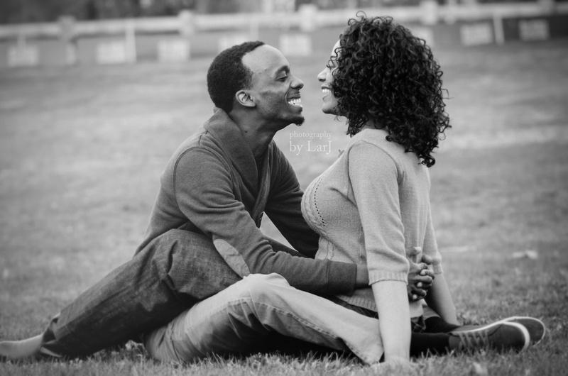 Deriesha & Michael's Engagement Session