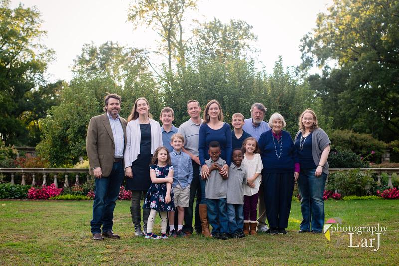 Holdcroft Family Portrait Session