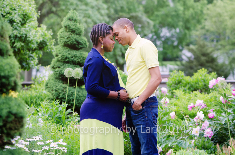 Petagaye & Ricky's Maternity Session