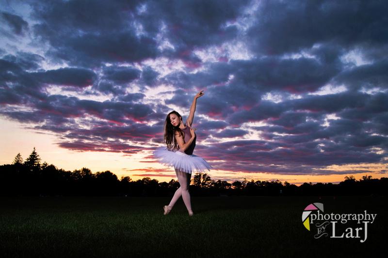 Kristen's Ballet Shoot